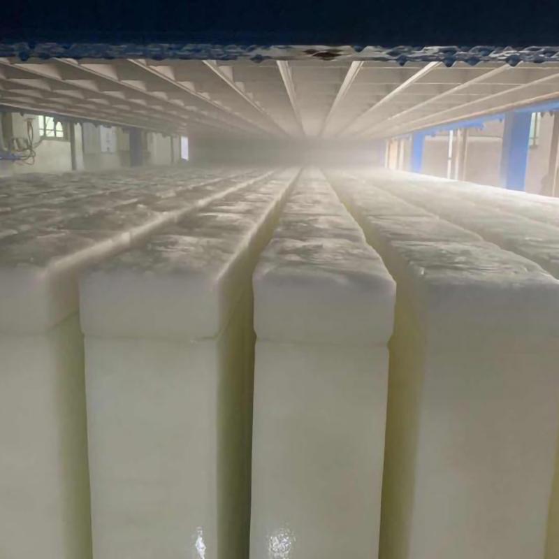 日产5吨直冷冰块机