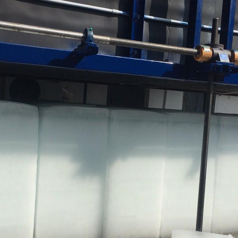日产20吨直冷冰块机