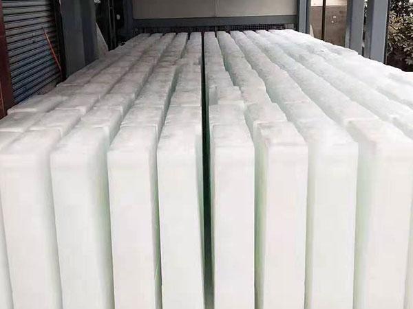 日产4吨直冷式块冰机