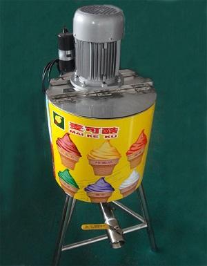 冰淇淋膨化机