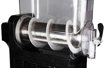 单缸雪融机搅拌缸