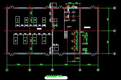 冷库设计图示例