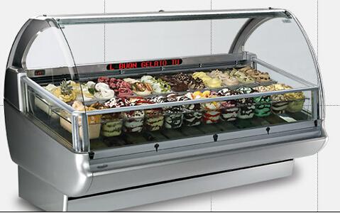 <b>冰激凌展示柜</b>