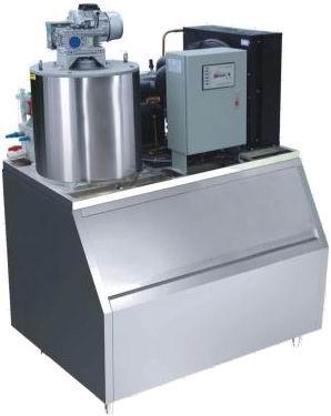 水产加工保鲜降温1T片冰机制冰机
