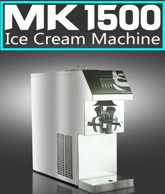 台式高膨化型软冰淇淋机价格