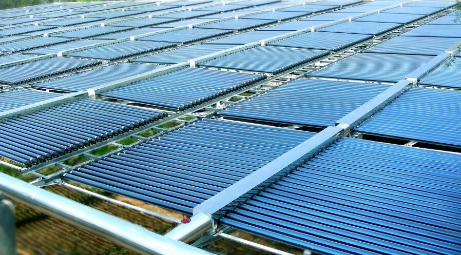 太阳能热水器工程价格