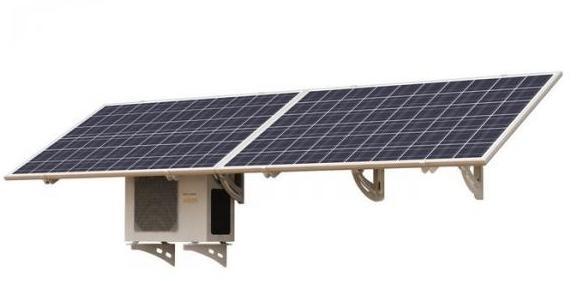 太阳能直流空调