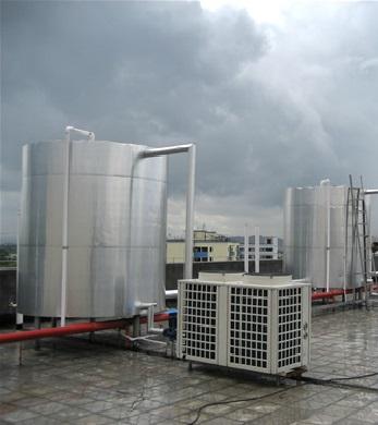 家用空气能热泵供暖