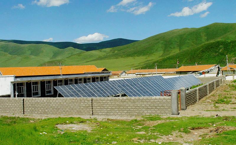 小型光伏发电太阳能发电系统 多晶