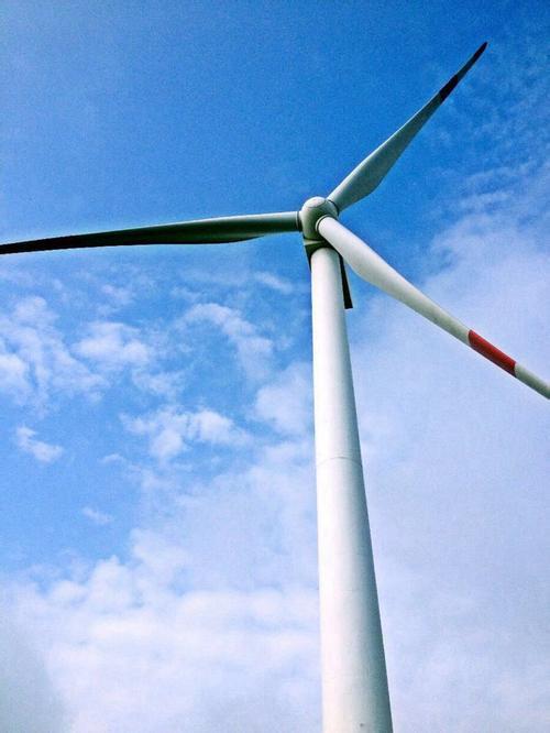 智能控制风力发电机组