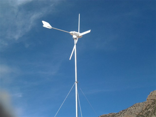 厂家供应风力发电机 1000W风