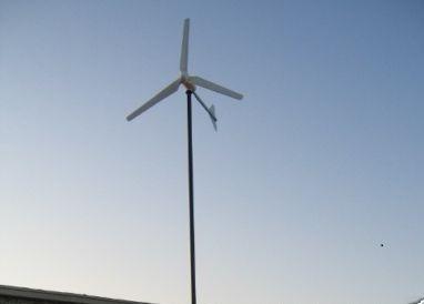 微风5KW风力发电机组/