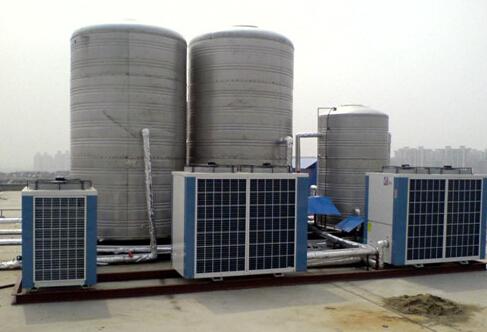 西安地源热泵