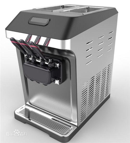 冰淇淋制作技术冰淇淋机怎么使用视频