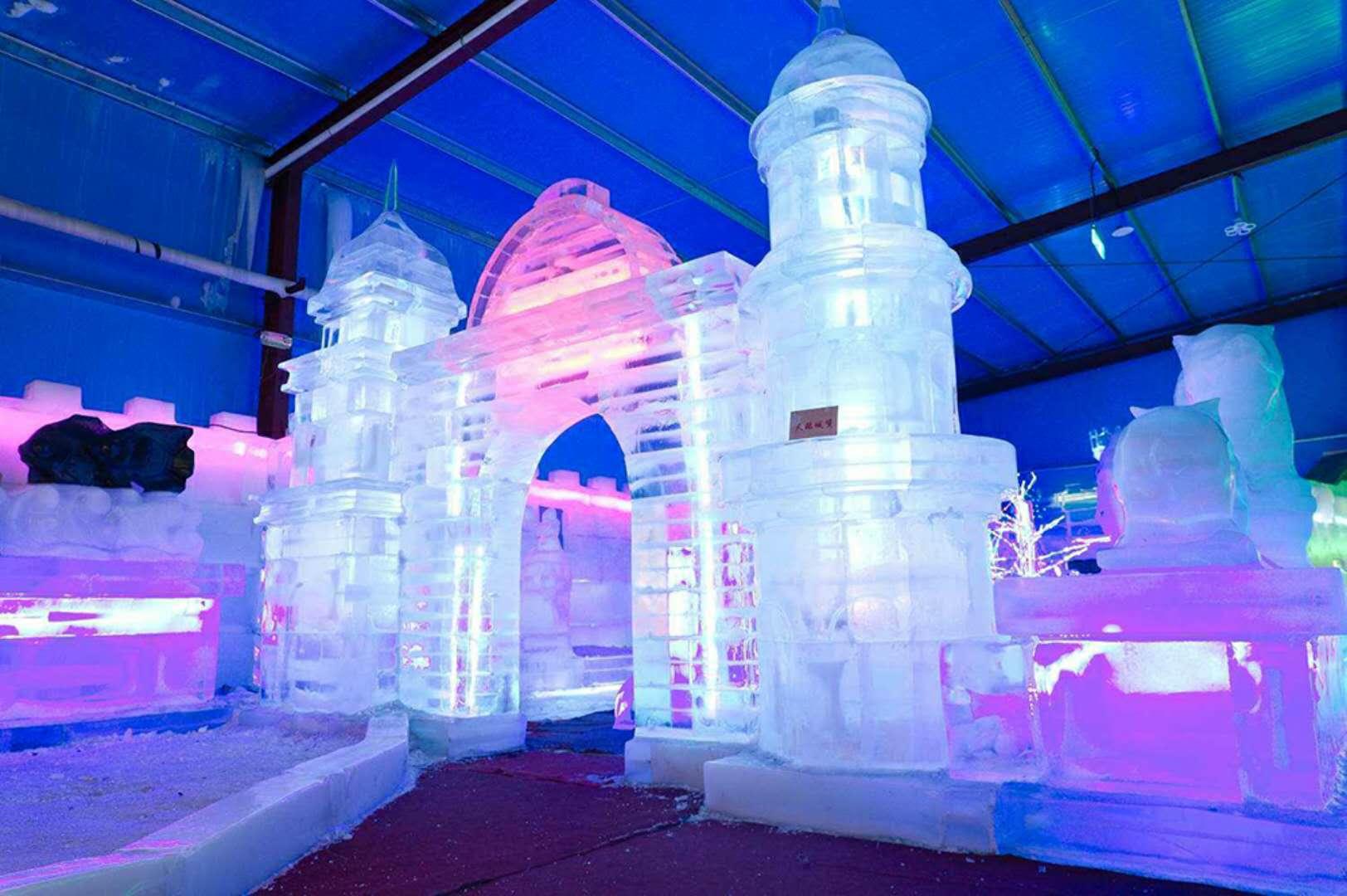 冰雕厂家,冰雕工厂,冰雕,哈尔滨