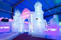 冰雕效果图-冰雕厂家