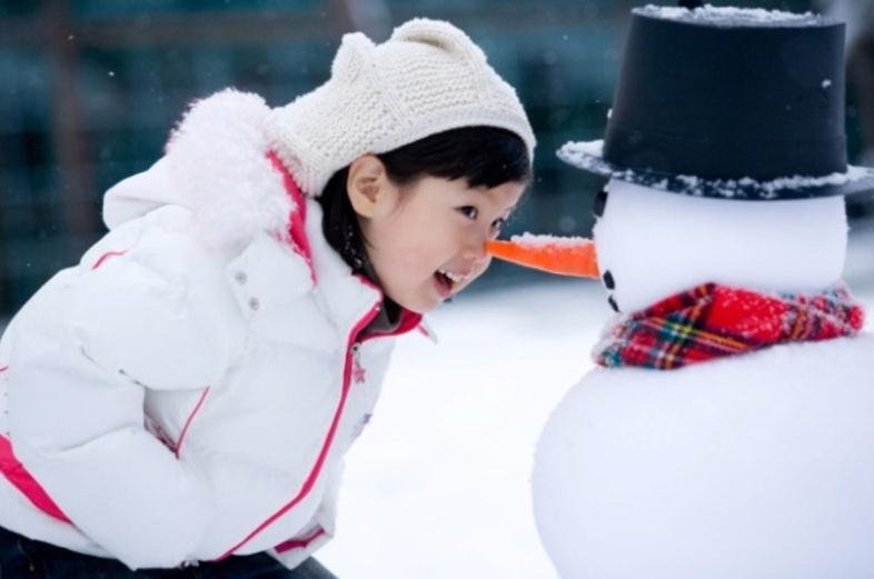 儿童室内冰雪乐园