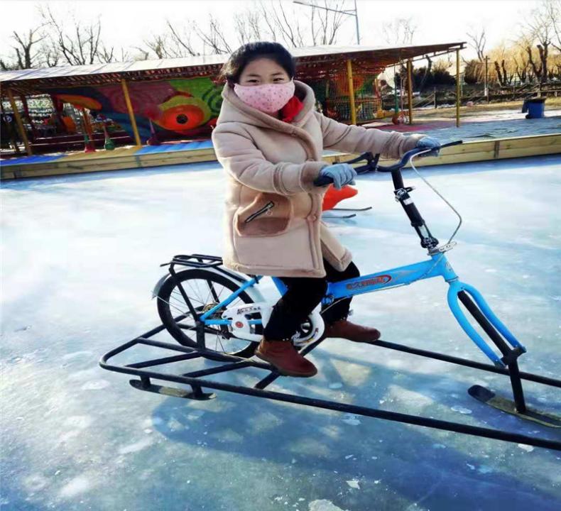 孩子冰雪乐园