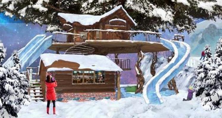 冰雪王国游乐园招商加盟