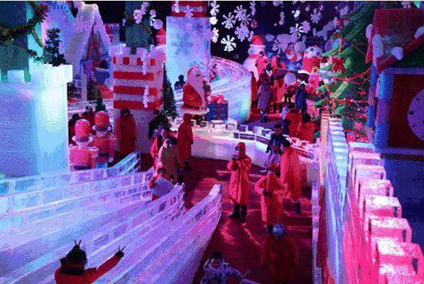冰雪乐园设计